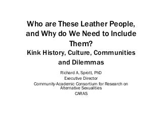 Who are these_leather_people_an_overview_and_introduction