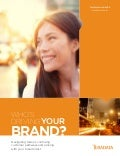 Who's Driving Your Brand: Navigating Today's Confusing Customer Pathways & Arriving with Your Brand Intact