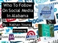 Who To Follow On Social Media In Alabama