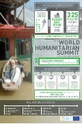 World Humanitarian Summit Catastrophies Factograph (2/4)