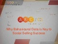 Why Behavioural Data is Key to Social Selling Success