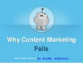 Why content mktg fails arial 140516104708 phpapp01 thumbnail