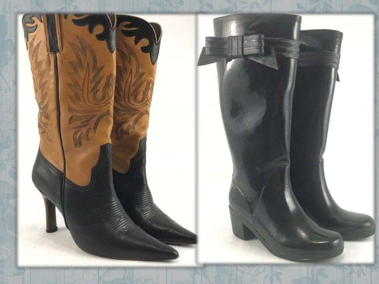 pre owned designer shoes