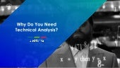 Forex Technical Analysis. Why do you need it?