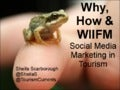 Social Media Marketing: Why, How and WIIFM (What's In It For Me?)
