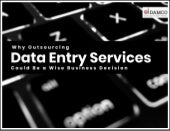 Why Outsourcing Data Entry Services Could Be a Wise Business Decision