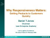 Why Responsiveness Matters