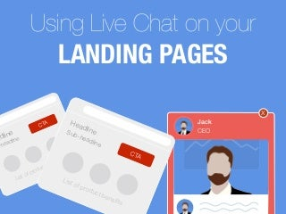 Why You Should Use Live Chat On Your Landing Pages