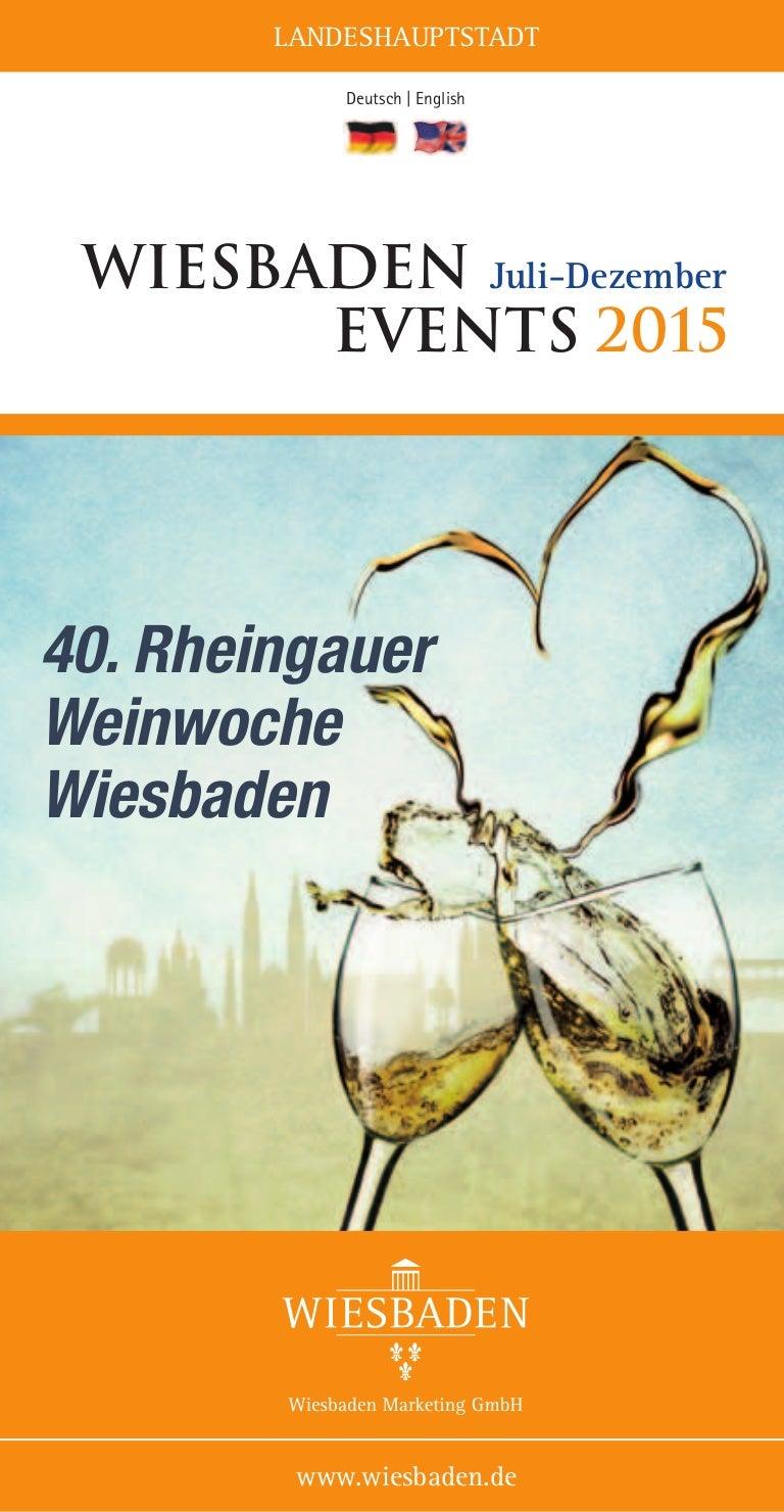 Wiesbaden Veranstaltungen