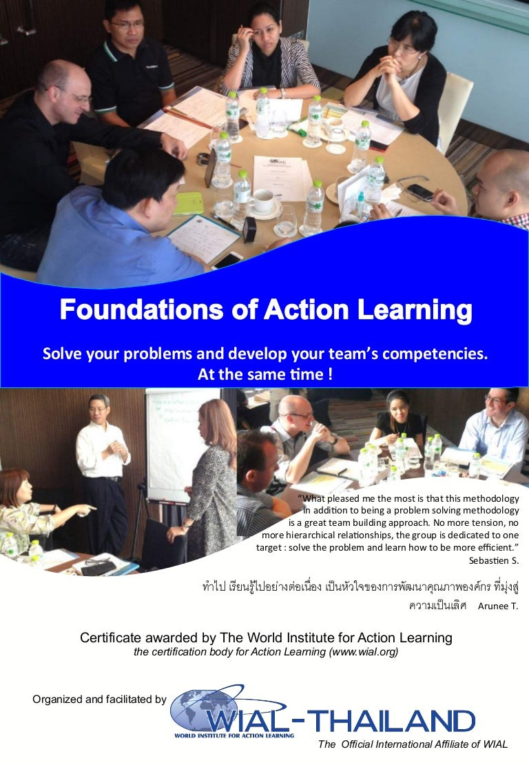 Foundations of action learning 1betcityfo Image collections