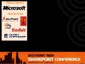 SharePoint + Silverlight - new BFF's by Wictor Wilén