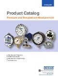 Wika Pressure and Temperature Measurement Product Catalog