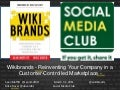 Social Media Book Club March: Wikibrands Webinar