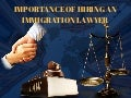 Importance of Hiring An Immigration Lawyer
