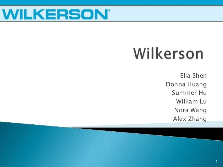 wilkerson company case 2 essay Below is an essay on carter cleaning company case from anti essays, your source for research papers, essays, and term paper examples carter cleaning company case chapter 1 1 make a list of five specific hr problems you think carter cleaning will have to grapple with.