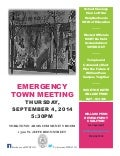 William Penn Development Coalition Emergency Town Hall Meeting on School Closings
