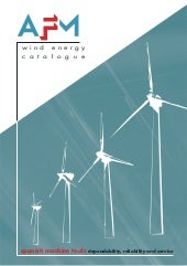 Wind Energy Catalogue
