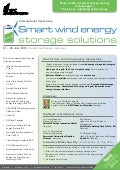 Wind energy storage technologies