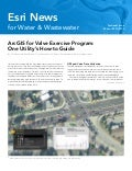 Esri News for Water and Wastewater Winter 2012/2013 newsletter