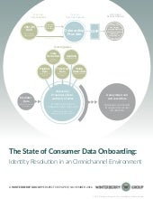 Winterberry group   the state of consumer data onboarding november 2016