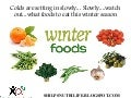 Foods to keep you warm this winter