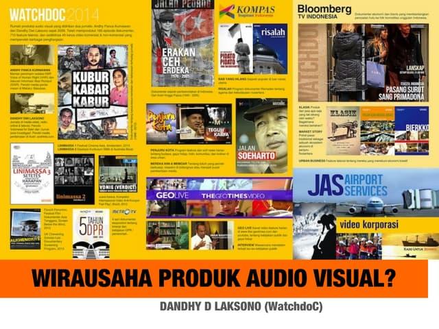 Wirausaha Audio Visual
