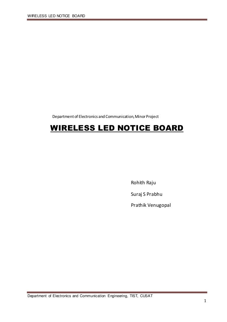 Wireless Led Notice Board Trend Lm7805 Datasheet Download Circuit Diagram From Seekiccom Wirelesslednoticeboard 170209104357 Thumbnail 4cb1486637089