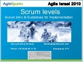 Scrum levels danny_kovatch_agile_sparks
