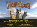 Learning in the Wild: Evaluating WolfQuest's impact on game players