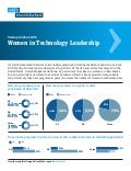 Startup Outlook 2016: Women in Technology Leadership