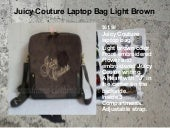 Womens juicy couture bags