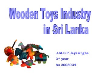 Wooden Toys In Sri Lanka