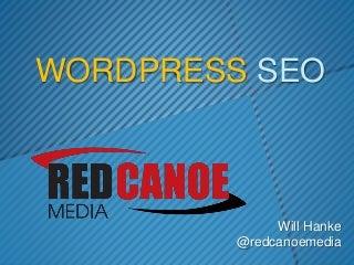 WordPress SEO - Wordcamp 2015