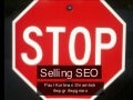 Word campgr stop selling seo namtrok
