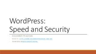 Word campktm speed-security