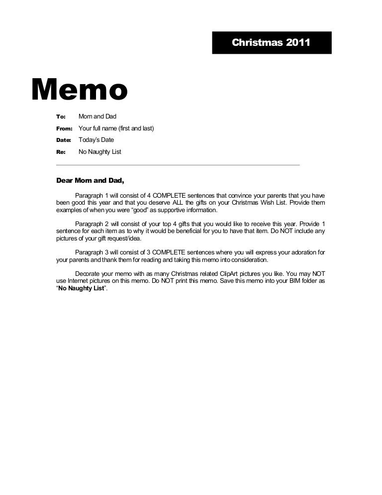 memo word template