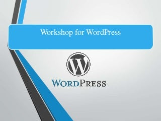 Wordpress complete tutorial