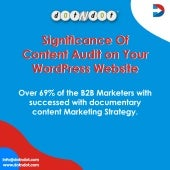 Significance of Content Audit on Your WordPress Website