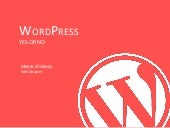Wordpress - YES or NO