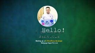 WordPress for Beginner