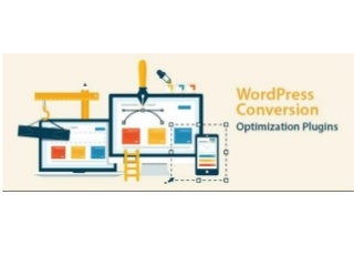 WordPress conversion optimization plugins