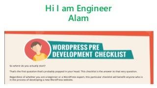 Wordpress Theme development and bug fix