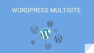 Wordpress Multisite - Mafaldida