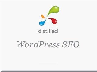 WordPress SEO - Geoff Kenyon and Justin Briggs