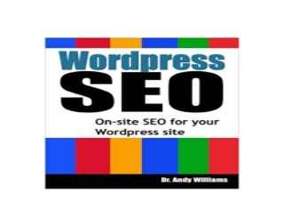 E-BOOK_KINDLE LIBRARY Wordpress SEO OnPage SEO for your Wordpress Site 10 Edition ([Read]_online)