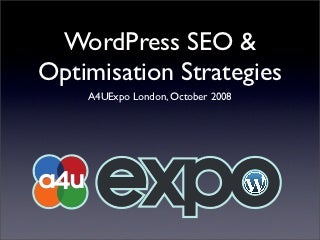 Wordpress seo tips e briks infotech