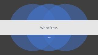 WordPress SEO Session (Beginner)