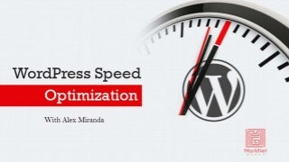How To Make Your WordPress Website Load Faster Than Your Competition