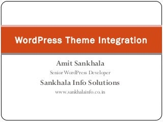 Easy Guide to WordPress Theme Integration