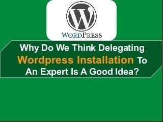 Wordpress Utvikling Spesialist